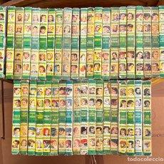 Libros: LOTE 39 TOMOS COLECCIÓN HISTORIAS. BRUGUERA 250 ILUSTRACIONES. Lote 270568738