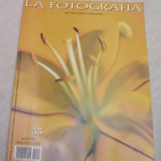 Libros: LA FOTOGRAFÍA ACTUAL - REVISTA - REVUE - MAGAZINE; NÚMERO 55; JUNIO/JULIO 1996; A ESTRENAR. Lote 20746461