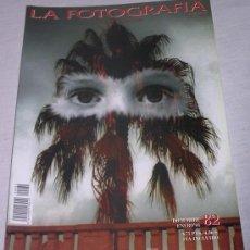 Libros: LA FOTOGRAFÍA ACTUAL - REVISTA - REVUE - MAGAZINE; NÚM. 82; DICIEMBRE 2000 / ENERO 2001. Lote 19427387