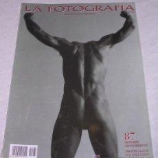 Libros: LA FOTOGRAFÍA ACTUAL - REVISTA - REVUE - MAGAZINE; NÚM. 87; OCTUBRE / NOVIEMBRE 2001. Lote 24566700