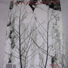 Libros: LA FOTOGRAFÍA ACTUAL - REVISTA - REVUE - MAGAZINE; NÚM. 90; ABRIL / MAYO 2002 - ESTRENAR. Lote 19673411