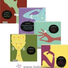 Libros: COLECCIÓN BISUTERIA CREATIVA. Lote 45669260