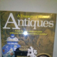 Libros: LIBRO DE ANTIGUEDADES. Lote 103861087