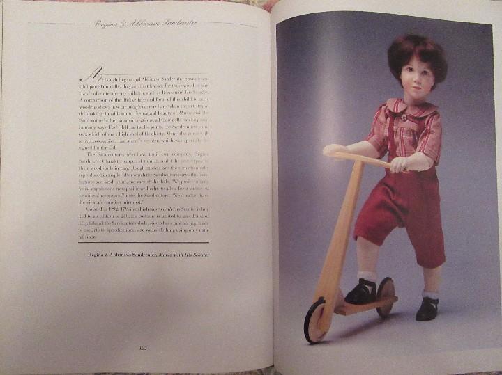 Libros: LIBRO MOST BEAUTYFULL DOLLS 160 PAG A TODO COLOR DE MUÑECAS - Foto 2 - 104724555
