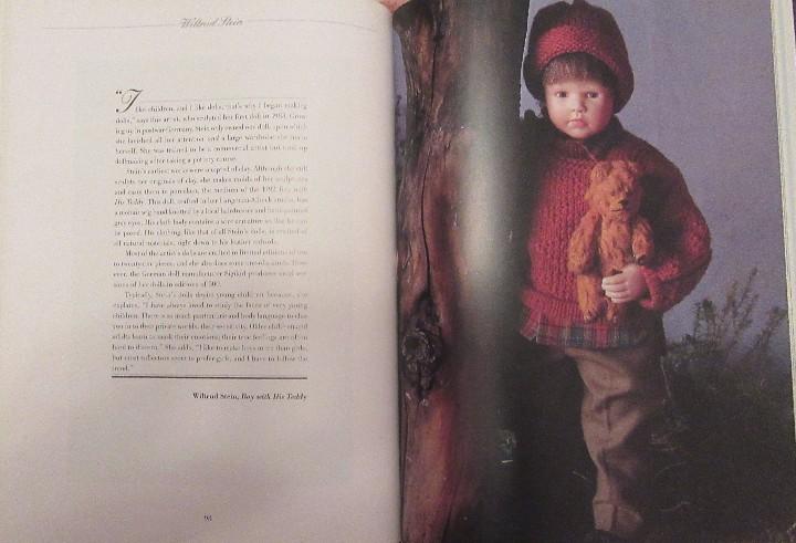 Libros: LIBRO MOST BEAUTYFULL DOLLS 160 PAG A TODO COLOR DE MUÑECAS - Foto 3 - 104724555