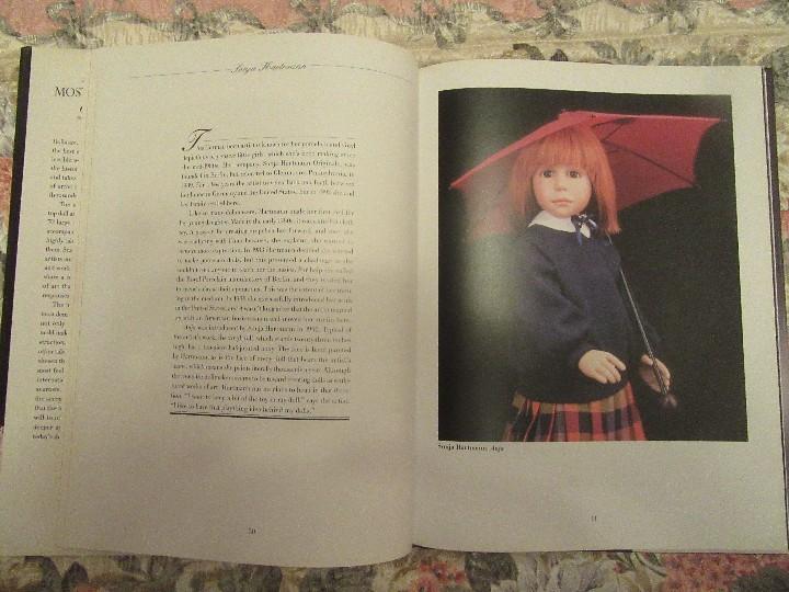 Libros: LIBRO MOST BEAUTYFULL DOLLS 160 PAG A TODO COLOR DE MUÑECAS - Foto 4 - 104724555