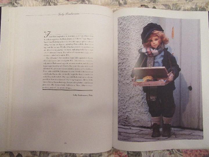Libros: LIBRO MOST BEAUTYFULL DOLLS 160 PAG A TODO COLOR DE MUÑECAS - Foto 7 - 104724555