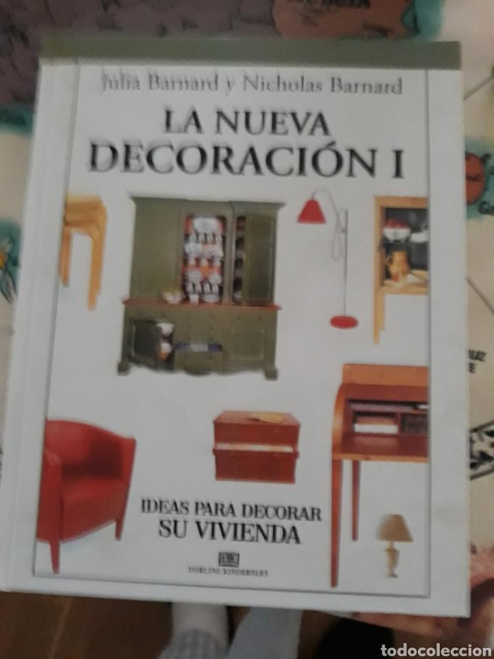 LA NUEVA DECORACION (Libros Nuevos - Bellas Artes, ocio y coleccionismo - Decoración)