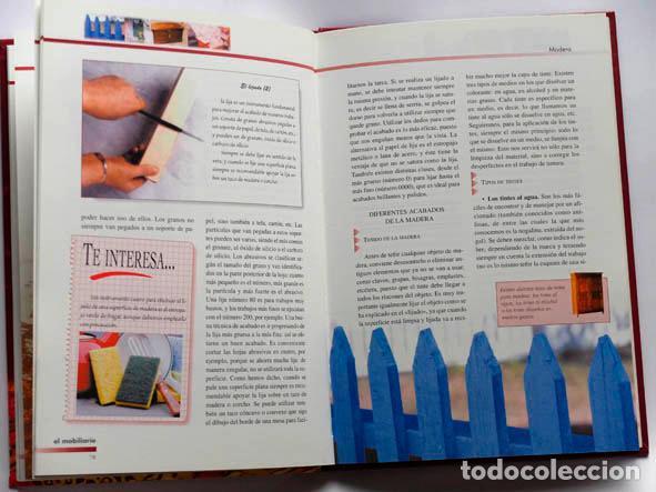 Libros: RESTAURAR REPARAR Y EMBELLECER OBJETOS ANTIGUOS POR BEATRIZ VICTORIA, ver fotos interior - Foto 2 - 124392515