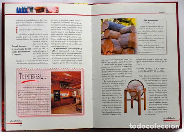 Libros: RESTAURAR REPARAR Y EMBELLECER OBJETOS ANTIGUOS POR BEATRIZ VICTORIA, ver fotos interior - Foto 3 - 124392515