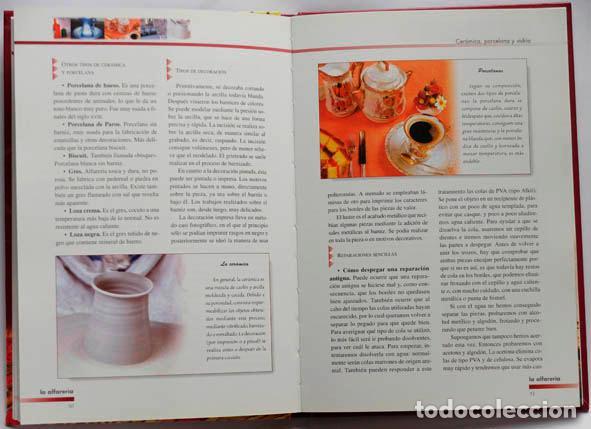 Libros: RESTAURAR REPARAR Y EMBELLECER OBJETOS ANTIGUOS POR BEATRIZ VICTORIA, ver fotos interior - Foto 4 - 124392515