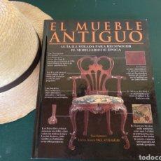 Libri: EL MUEBLE ANTIGUO.TIM FORREST. Lote 128773394