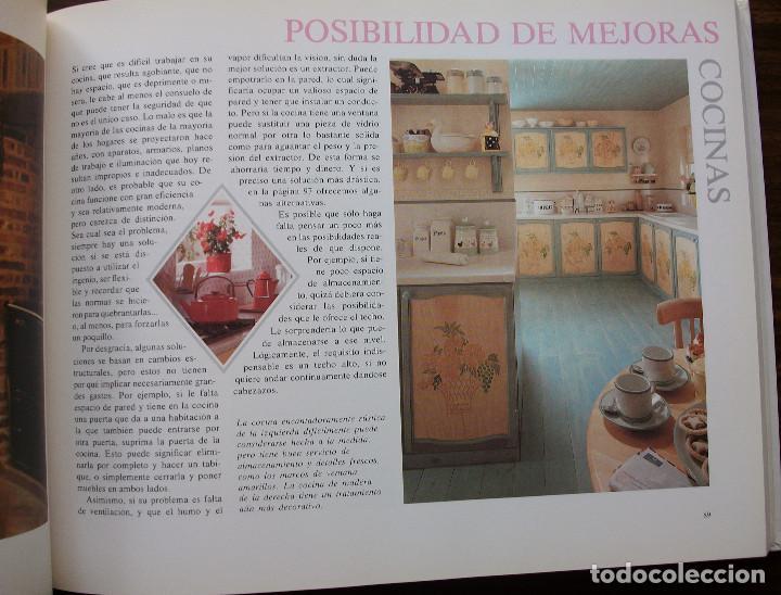 Libros: EL LIBRO DE LA DECORACION. MARY GILLIATT - Foto 4 - 205696467