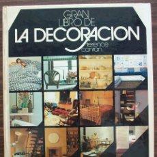 Libri: GRAN LIBRO DE LA DECORACION. TERENCE CONRAN. . Lote 133334150