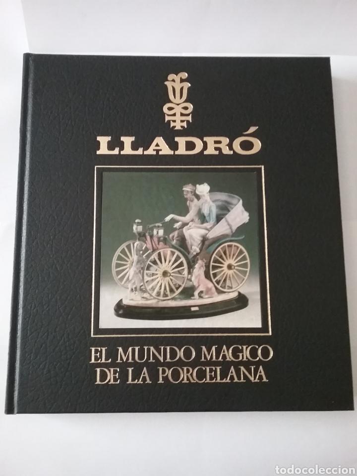 LIBRO LLADRÓ, EL MUNDO MÁGICO DE LA PORCELANA. SALVAT (Libros Nuevos - Bellas Artes, ocio y coleccionismo - Decoración)