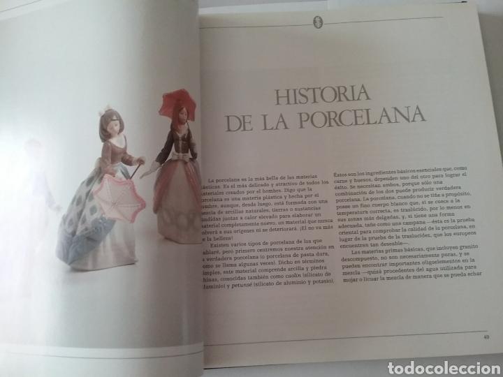 Libros: Libro Lladró, el mundo mágico de la porcelana. Salvat - Foto 2 - 136815937