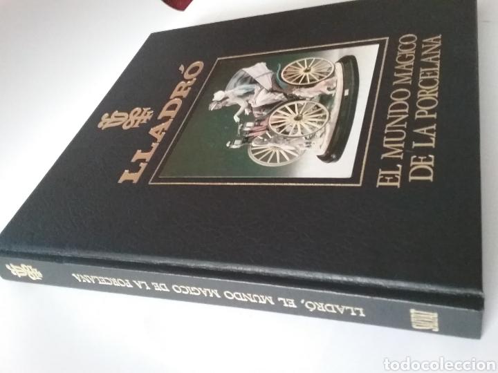 Libros: Libro Lladró, el mundo mágico de la porcelana. Salvat - Foto 4 - 136815937
