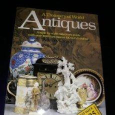 Libri: LIBRO DE ANTIGUEDADES. Lote 103861087