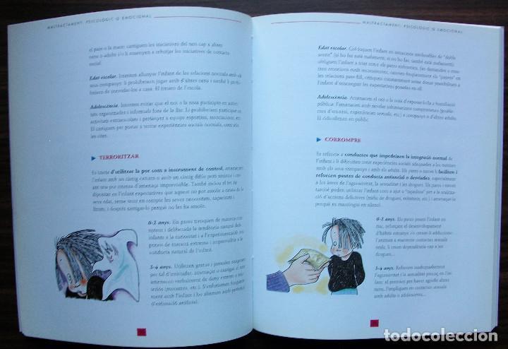 Libros: EL LLIBRE DEN PAU. GUIA PER A LABORDATGE DEL MALTRACTAMENT EN LA INFANCIA - Foto 2 - 148347142