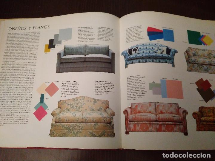 Libros: Color en Decoracion. Libro año 1984, 167 Páginas. Circulo de lectores. Deryck Healey - Foto 3 - 152681614