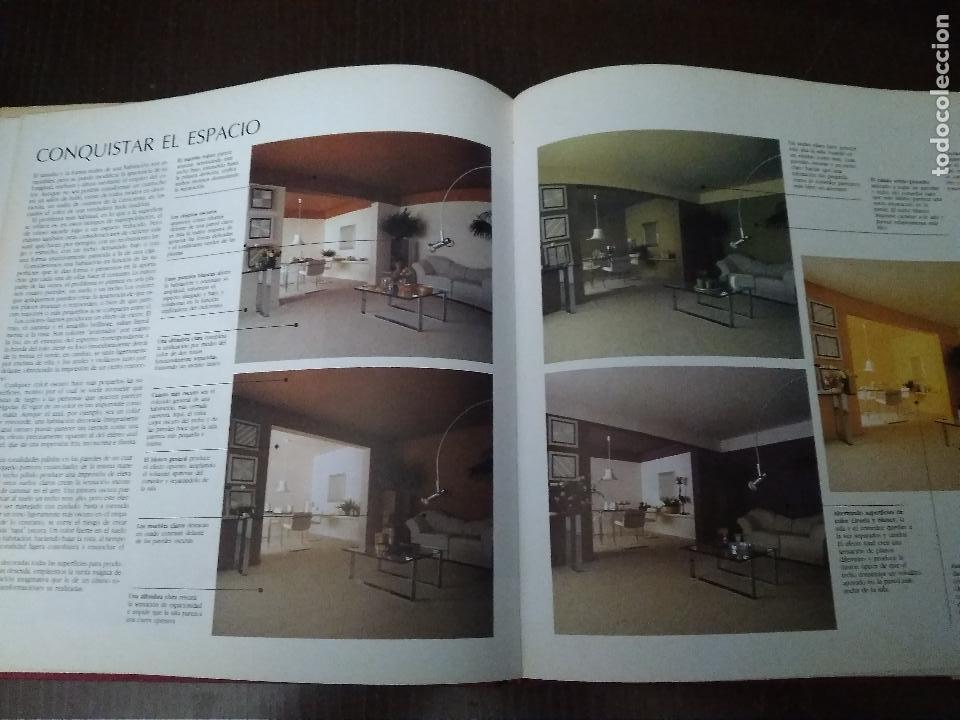 Libros: Color en Decoracion. Libro año 1984, 167 Páginas. Circulo de lectores. Deryck Healey - Foto 7 - 152681614