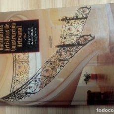 Libros: SERGI SERRA. BARANDILLAS ARTISTICAS DE CONSTRUCCION ARTESANAL. Lote 155107594