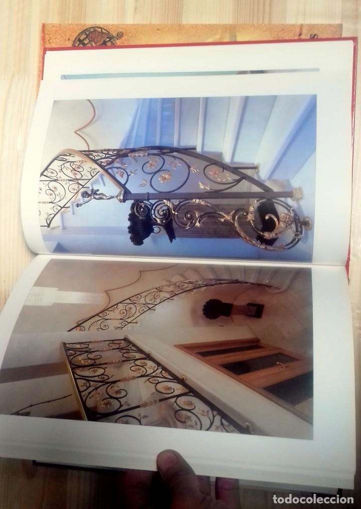 Libros: sergi serra. barandillas artisticas de construccion artesanal - Foto 3 - 155107594