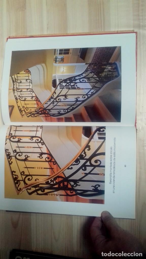 Libros: sergi serra. barandillas artisticas de construccion artesanal - Foto 5 - 155107594