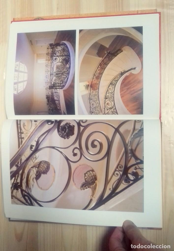 Libros: sergi serra. barandillas artisticas de construccion artesanal - Foto 6 - 155107594