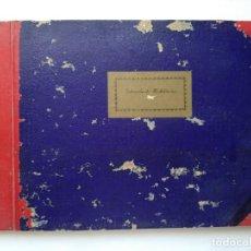 Libros: 25 LÁMINAS SELECCIÓN MOBILIARIOS. AÑOS 40-50. Lote 167823896