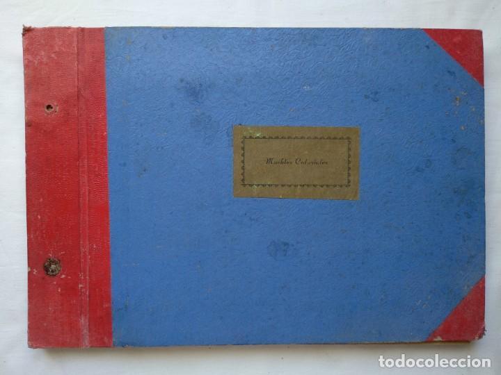 MUEBLES COLONIALES. 24 LAMINAS. AÑOS 40-50 (Libros Nuevos - Bellas Artes, ocio y coleccionismo - Decoración)