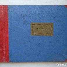 Libros: MUEBLES COLONIALES. 24 LAMINAS. AÑOS 40-50. Lote 167824452