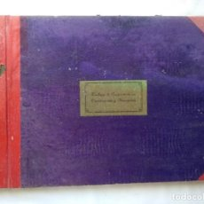 Libros: TRABAJO DE CARPINTERÍA EN CONSTRUCCIÓN Y DECORACIÓN. 40 LÁMINAS AÑOS 40-50. Lote 167824868
