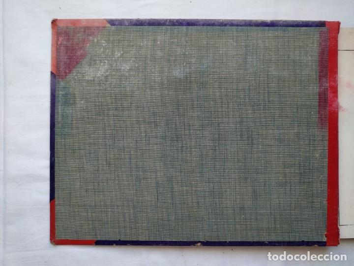 Libros: Trabajo de carpintería en construcción y decoración. 40 láminas años 40-50 - Foto 2 - 167824868
