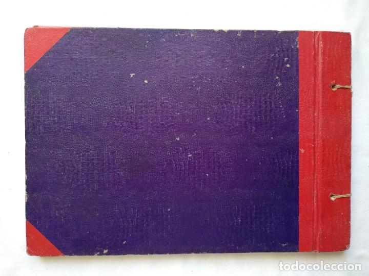 Libros: Trabajo de carpintería en construcción y decoración. 40 láminas años 40-50 - Foto 7 - 167824868