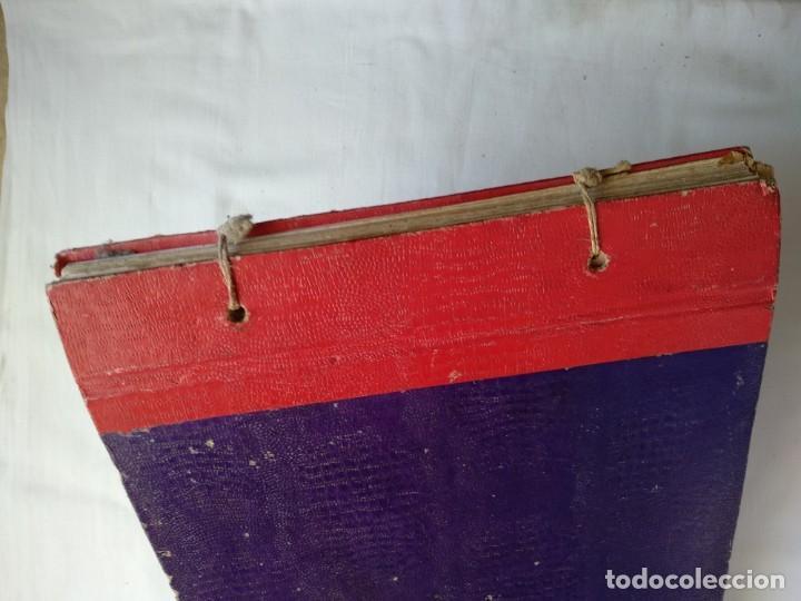 Libros: Trabajo de carpintería en construcción y decoración. 40 láminas años 40-50 - Foto 8 - 167824868