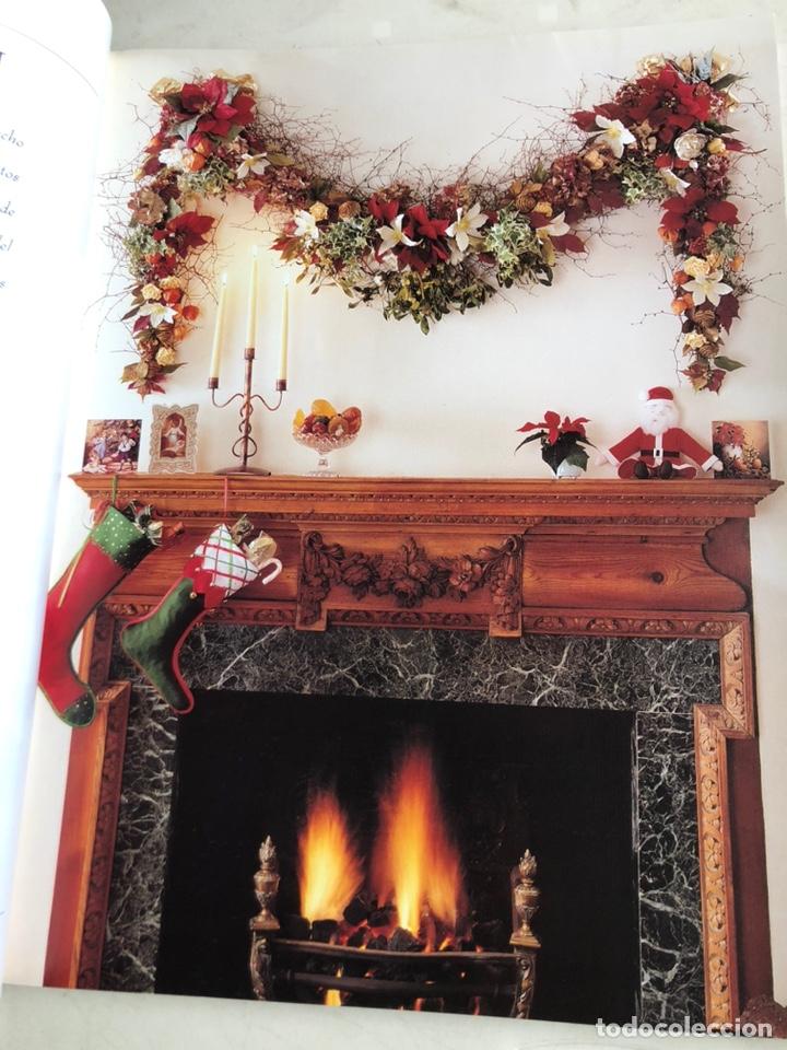 Libros: Libro Navidades En Casa. Regalos. Recetas. Adornos Para Las Fiestas - Konemann - Foto 3 - 198931467