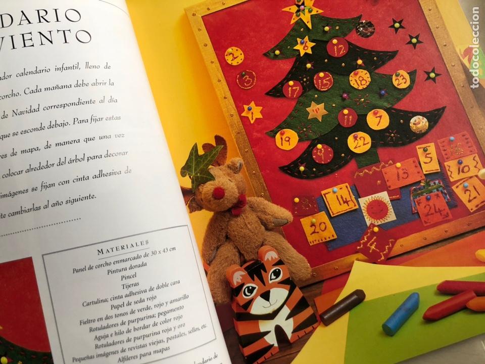 Libros: Libro Navidades En Casa. Regalos. Recetas. Adornos Para Las Fiestas - Konemann - Foto 4 - 198931467