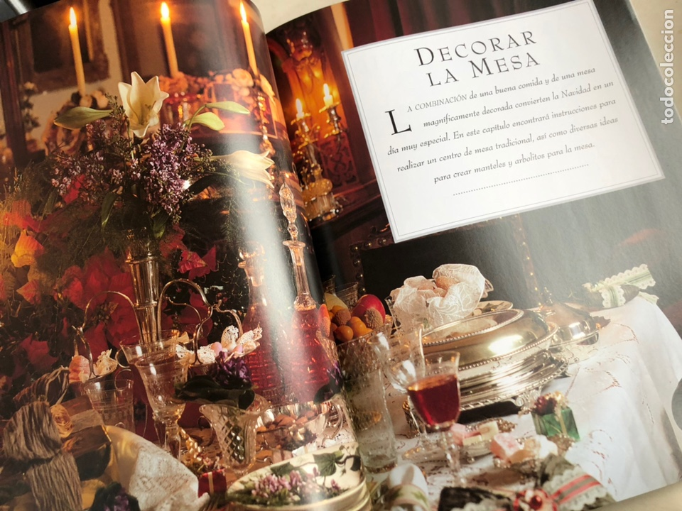 Libros: Libro Navidades En Casa. Regalos. Recetas. Adornos Para Las Fiestas - Konemann - Foto 5 - 198931467