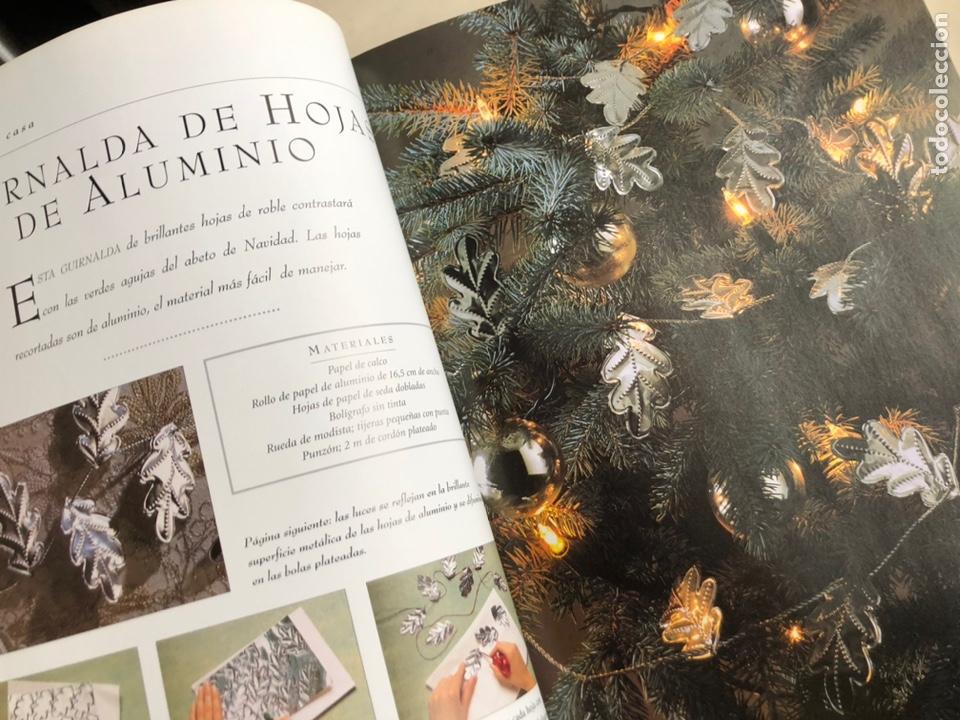 Libros: Libro Navidades En Casa. Regalos. Recetas. Adornos Para Las Fiestas - Konemann - Foto 6 - 198931467