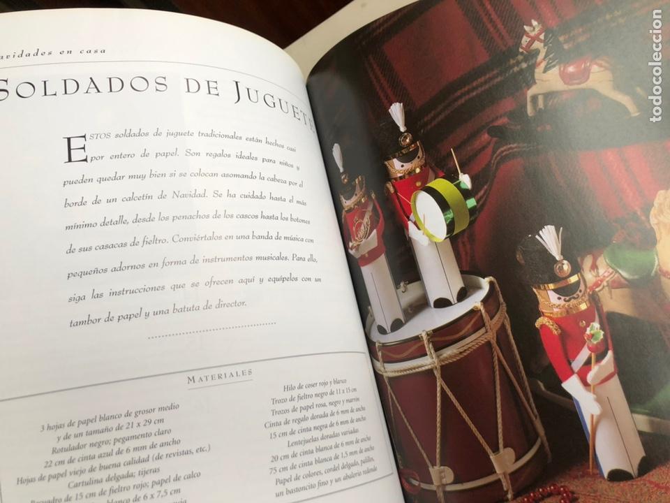 Libros: Libro Navidades En Casa. Regalos. Recetas. Adornos Para Las Fiestas - Konemann - Foto 7 - 198931467