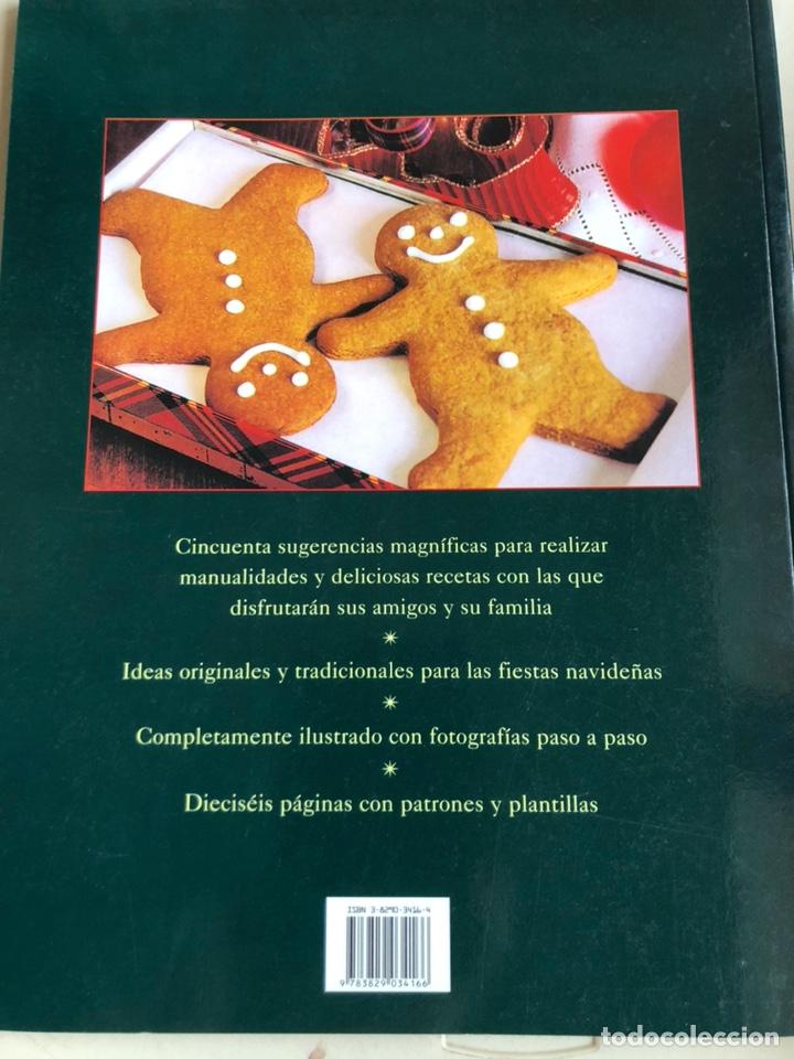 Libros: Libro Navidades En Casa. Regalos. Recetas. Adornos Para Las Fiestas - Konemann - Foto 9 - 198931467