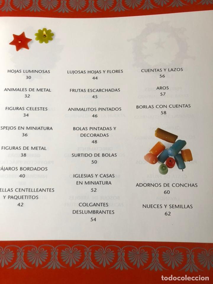 Libros: Libro ADORNOS VELAS Y GUIRNALDAS.Tatiana Suárez. Nuevo. - Foto 3 - 198935752