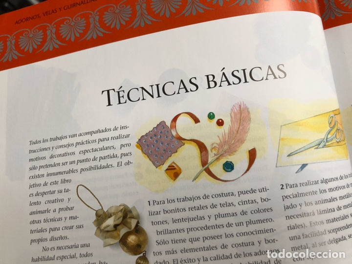 Libros: Libro ADORNOS VELAS Y GUIRNALDAS.Tatiana Suárez. Nuevo. - Foto 5 - 198935752
