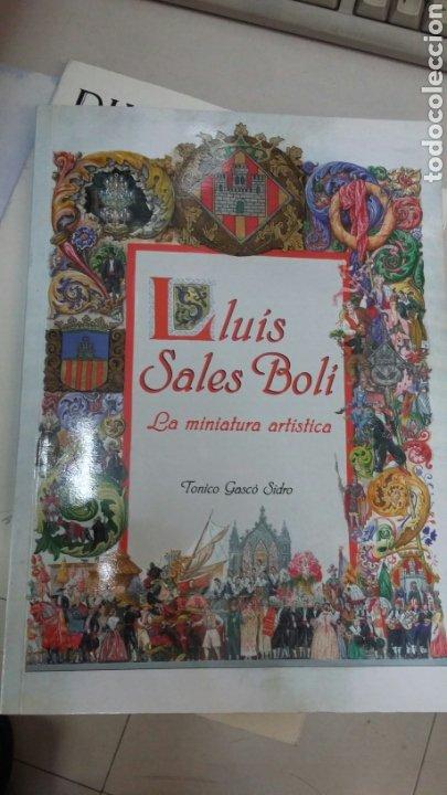 LA MINIATURA ARTISTCA DE L.S.BOLI (Libros Nuevos - Bellas Artes, ocio y coleccionismo - Decoración)