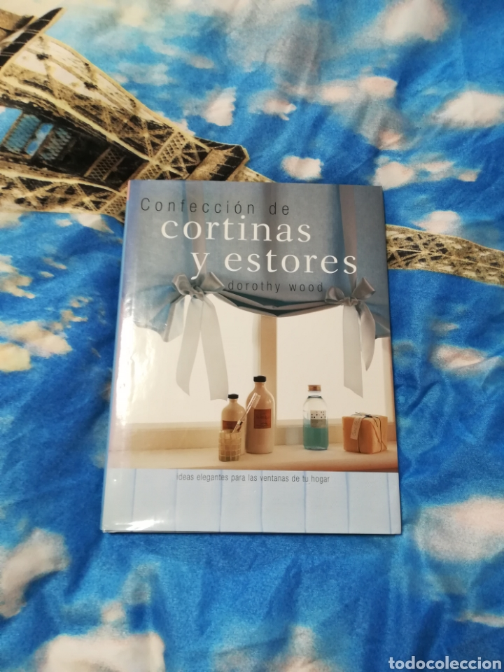 LIBRO CONFECCIÓN DE CORTINAS Y ESTORES (Libros Nuevos - Bellas Artes, ocio y coleccionismo - Decoración)