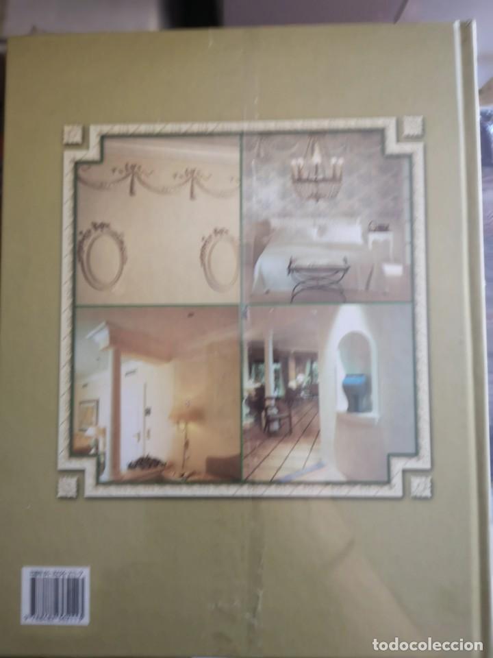 Libros: Ornamentacion, escayolas y sinteticos - 1 tomo - Foto 2 - 204733441