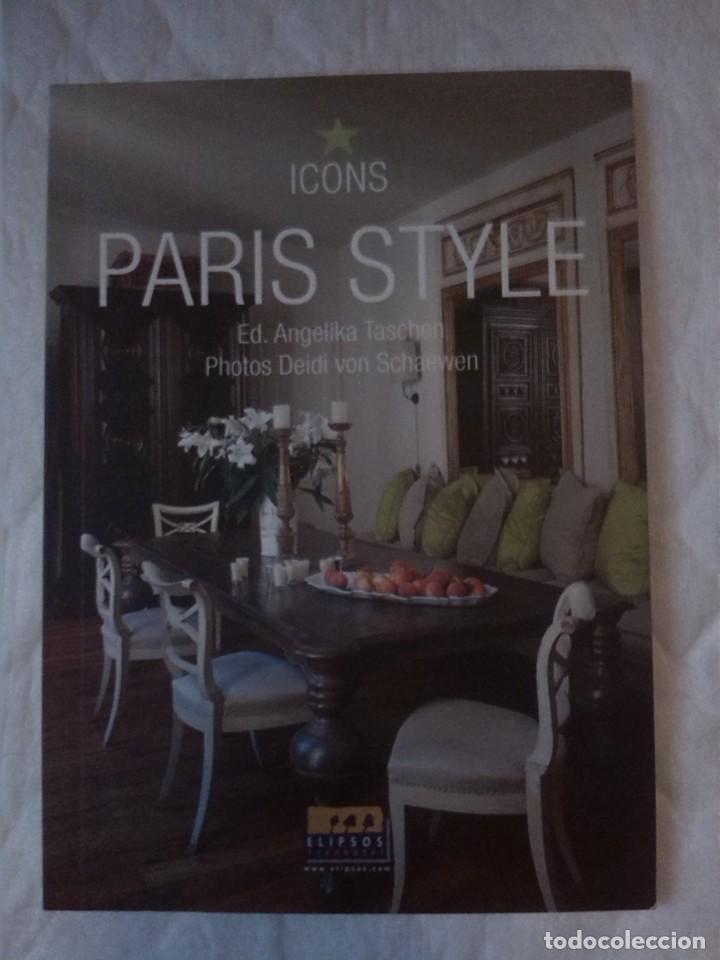 PARIS STYLE. ICONS. (Libros Nuevos - Bellas Artes, ocio y coleccionismo - Decoración)
