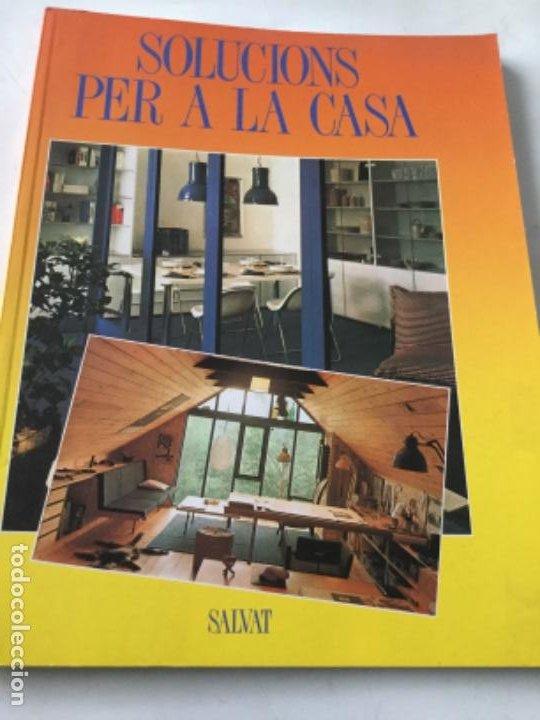 SOLUCIONS PER A LA CASA -1988- CATALÀ (Libros Nuevos - Bellas Artes, ocio y coleccionismo - Decoración)