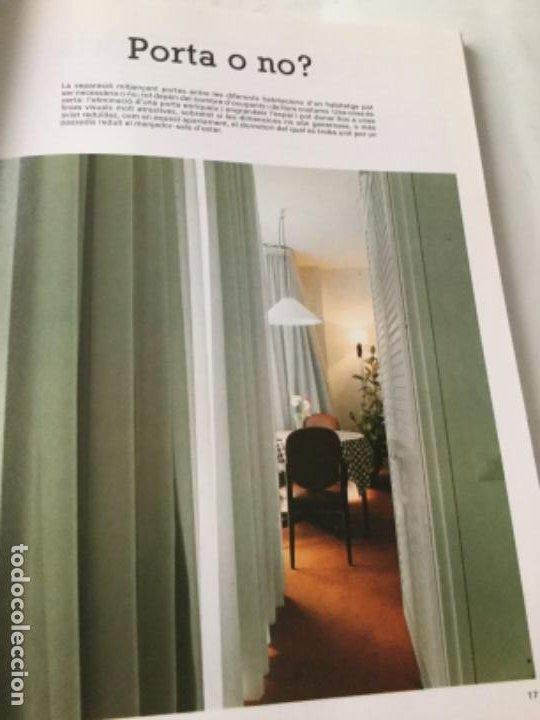 Libros: Solucions per a la casa -1988- català - Foto 2 - 207825420
